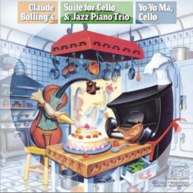 Suite for Cello and Jazz Piano Trio: Galop