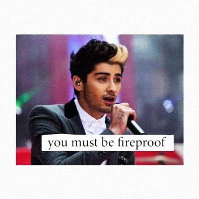 Fireproof (One Direction cover)