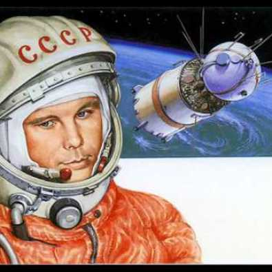 Eye Of The Tiger (Cosmonaut Grechko Version)