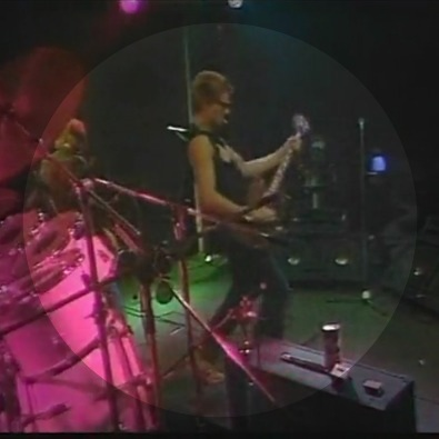 Smash it Up Old Grey Whistle Test, Stage wrecked!