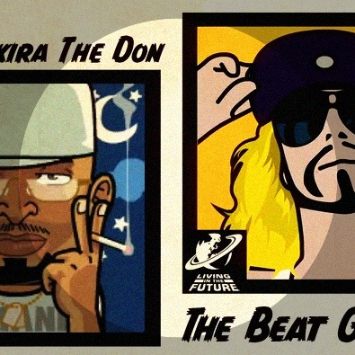 The Beat Goes On (Produced By Akira The Don)