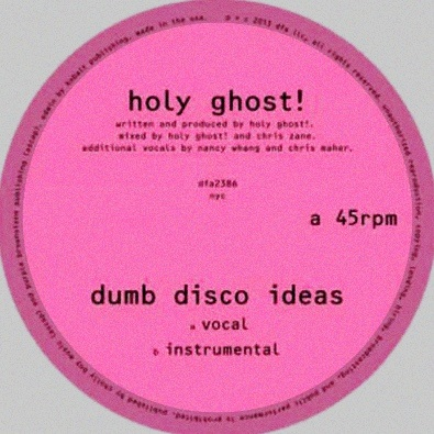 Dumb Disco Ideas