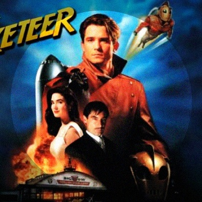 The Rocketeer - Rocketeer To The Rescue-End Theme
