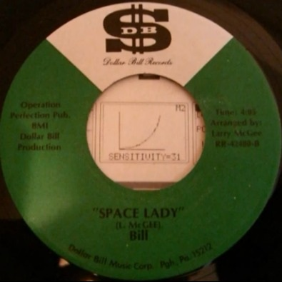 Space Lady