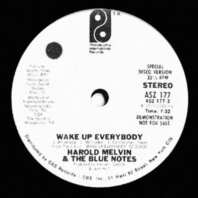 Wake Up Everybody (Part One)