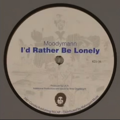 I'd Rather Be Lonely