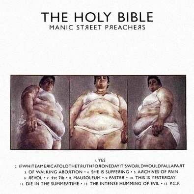 Manic Street Preachers - The Holy Bible U.S Mix (FULL 1994)