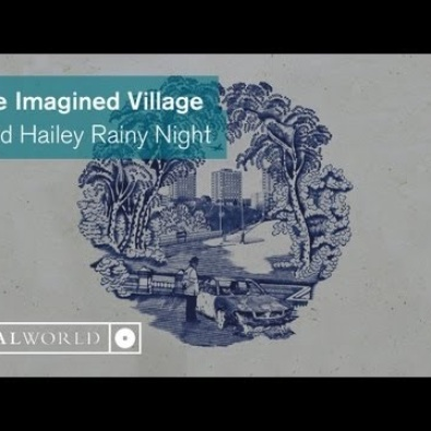 Cold Hailey Rainy Night