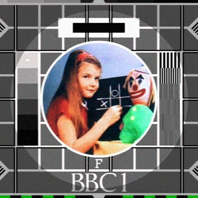 BBC 1 Test Card - Positron (and others)
