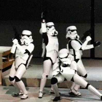 The Imperial March... Funkified!