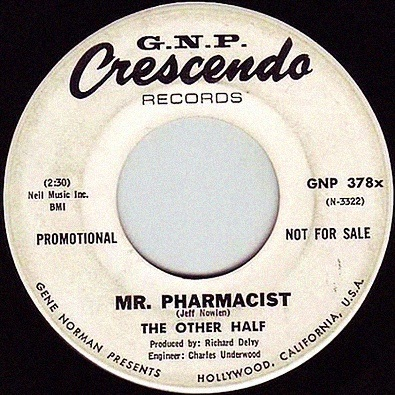 Mr. Pharmacist