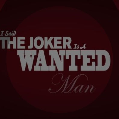 Joker and the Thief