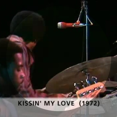 Kissing My Love (Live)