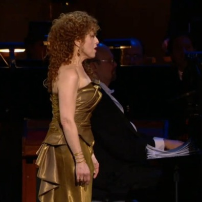 Move On (PBS Great Performances; Bernadette Peters and Mandy Patinkin)