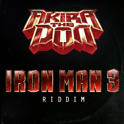 IRON MAN 3 RIDDIM