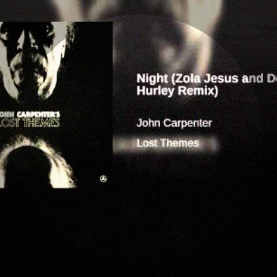 Night (Zola Jesus and Dean Hurley Remix)