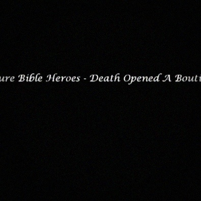 Death Opened A Boutique