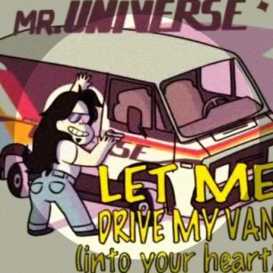 Let Me Drive My Van (Into Your Heart)