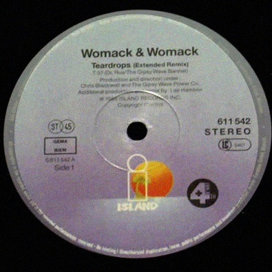 Womack & Womack - Teardrops (Extended Remix)