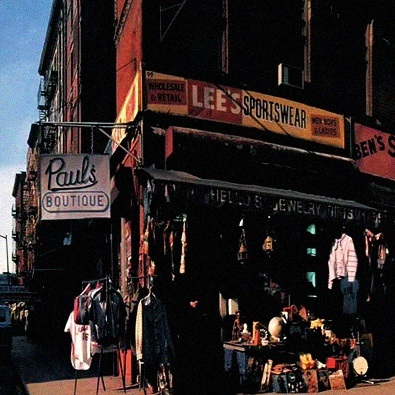 Paul's Boutique (Full Album)