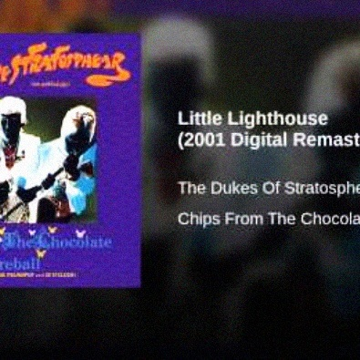 Little Lighthouse (2001 Digital Remaster)