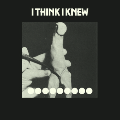 I Think I Knew (feat. Perfume Genius)