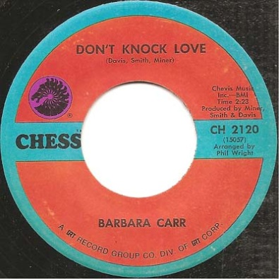 Don't Knock Love