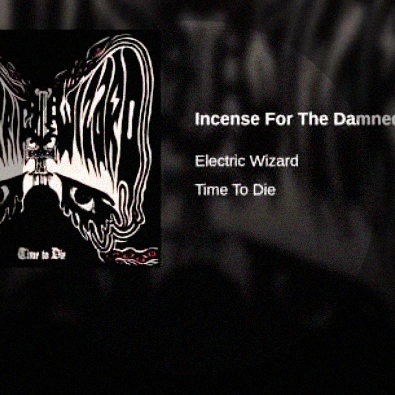 Incense for the Damned