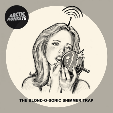 The Blond-O-Sonic Shimmer Trap