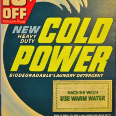 Lou Rawls sings for Cold Power Powder (c.1968)