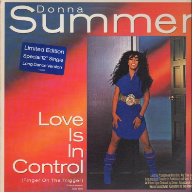 Love is in Control (Finger on the Trigger) (1982)