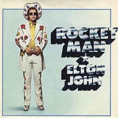 Rocket Man (I Think It's Going to Be a Long, Long Time)