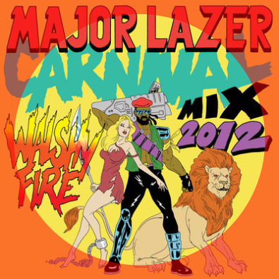 Walshy Fire Carnival Mix 2012