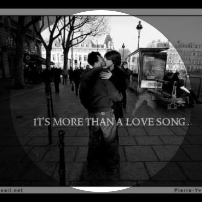 More Than A Love Song