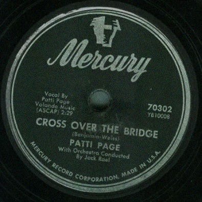 Cross Over The Bridge