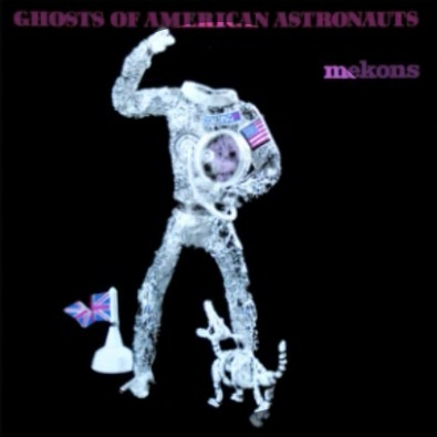 Ghosts of American Astronauts