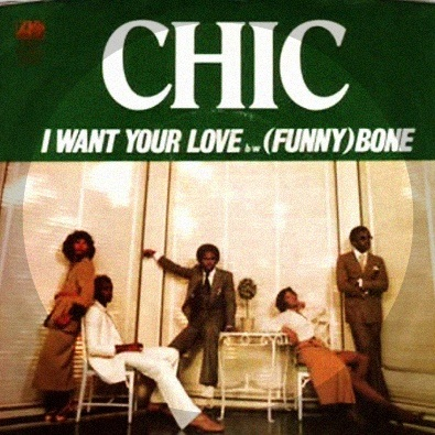 I Want Your Love (Todd Terje edit)