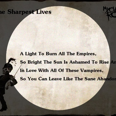 The Sharpest Lives