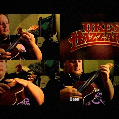 One (Ukes of Hazzard Cover)