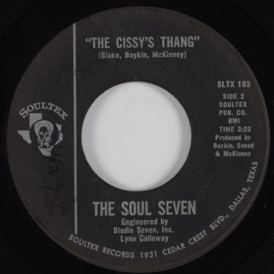 The Cissy's Thang