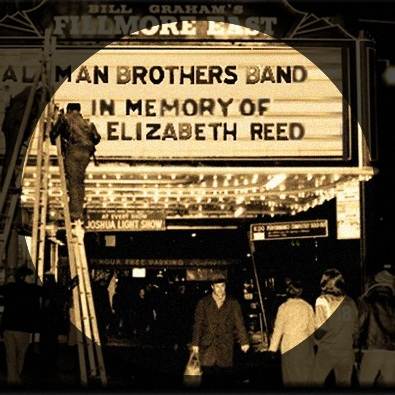 In Memory Of Elizabeth Reed - Live At The Fillmore East