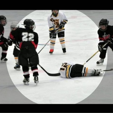 The good old hockey game