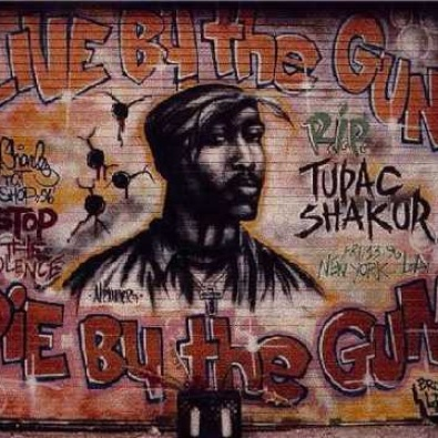 2pac Ghetto Gospel HQ!