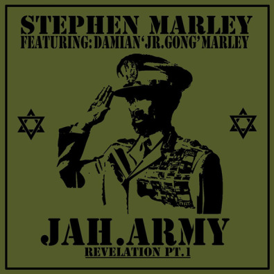 """Jah Army - Revelation, Pt. 1 (feat. Damian """"Jr. Gong"""" Marley)"""