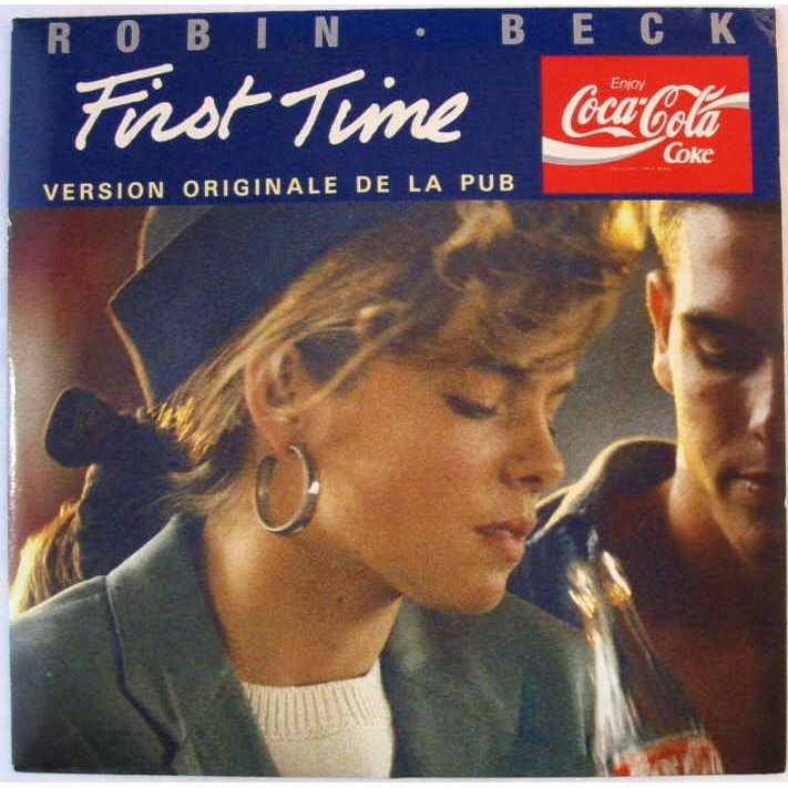 First Time Coca Cola jingle by Robin