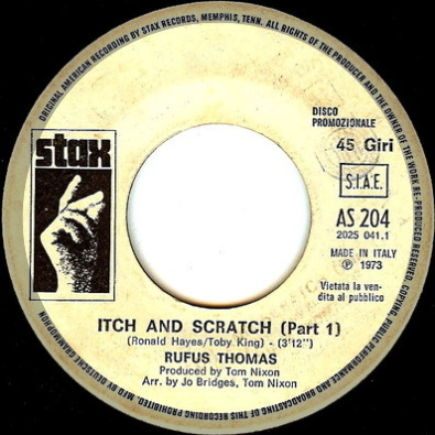 Itch and Scratch (Parts 1 & 2)