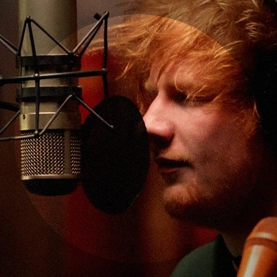 ed sheeran in the live room give me captured in the live room by ed sheeran 24241