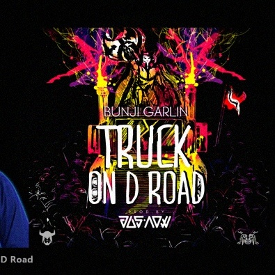 Truck On D Road