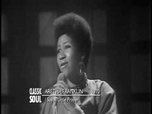 aretha franklin i say a little prayer - 640×480