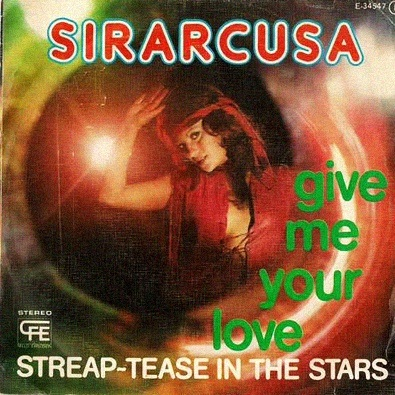 Streap-Tease In The Stars (The Way I Do)